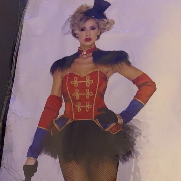 Ring mistress master Halloween costume